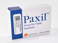 Wellbutrin and paxil