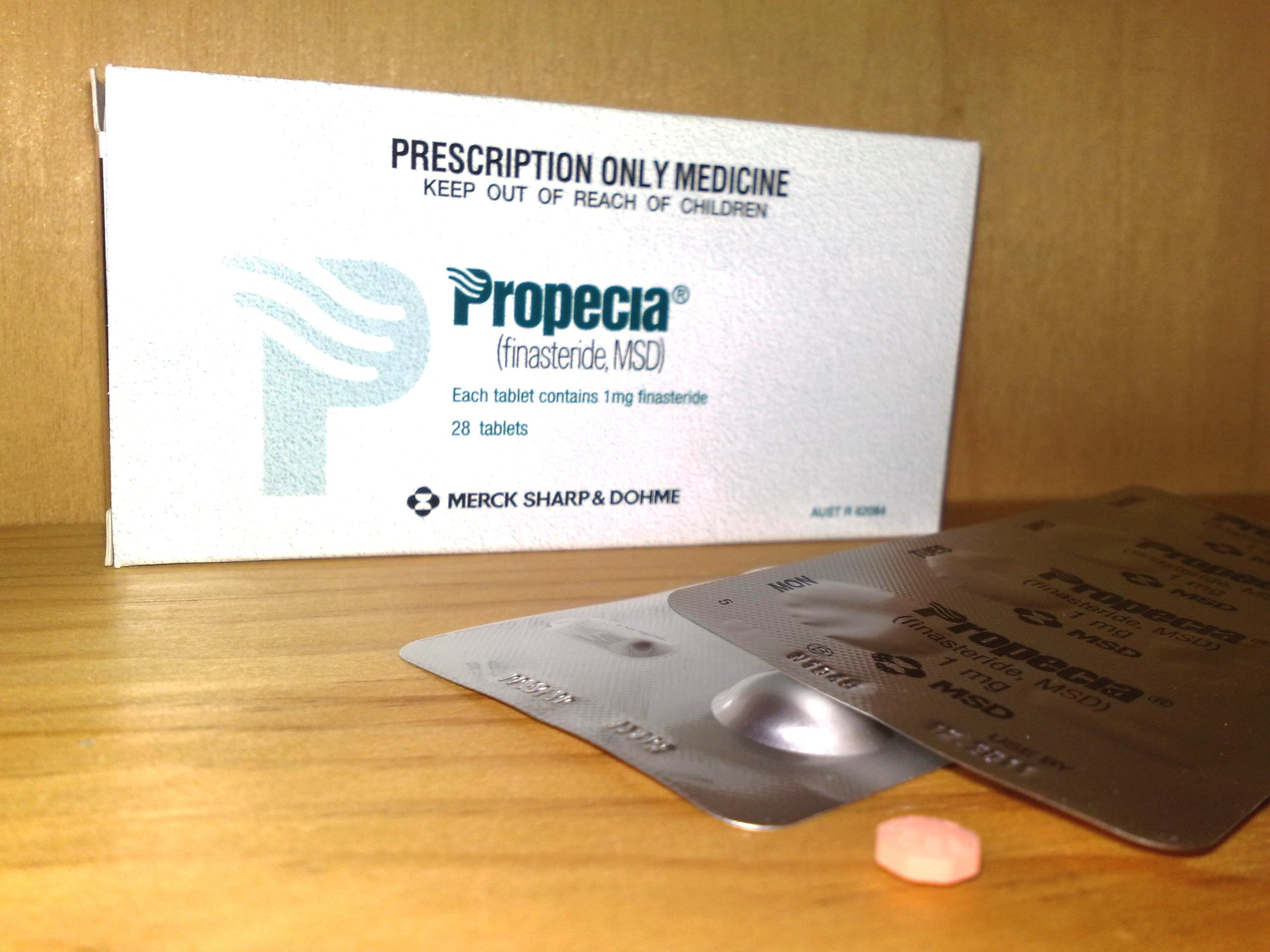 Can propecia cause permanent infertility